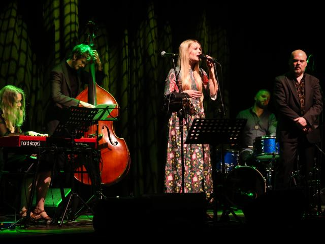 Magiczny koncert Iris Bergcrantz