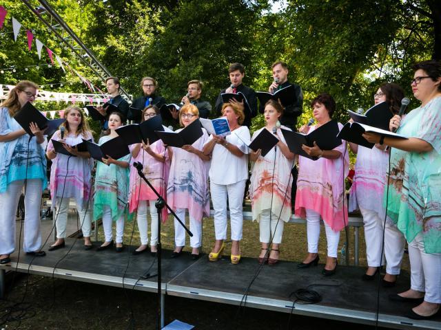 Koncert z okazji 100. rocznicy odzyskania przez Polskę niepodległości