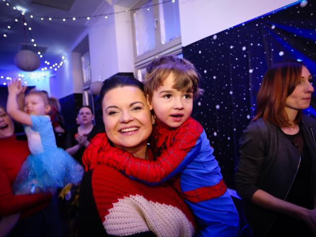 Sylwester dla dzieci 2017