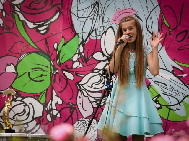 Młodzi śpiewali Jarocką!