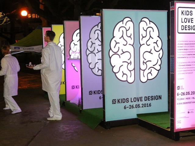 Kids Love Design _ 1 happening