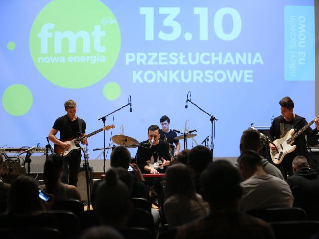 Przesłuchania konkursowe FMT za nami