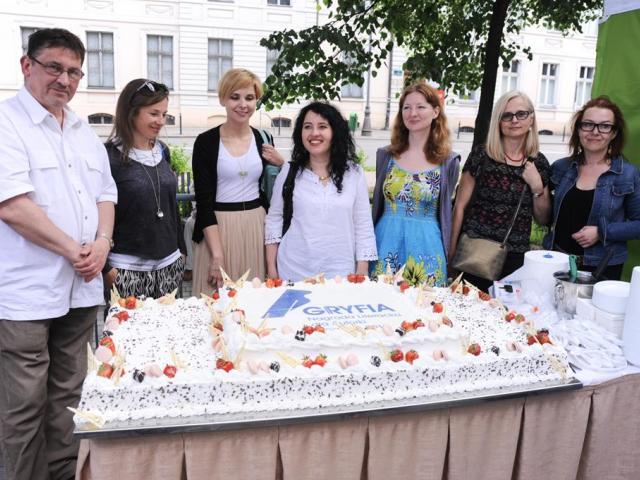 Festiwal Literatury Kobiet GRYFIA 2013