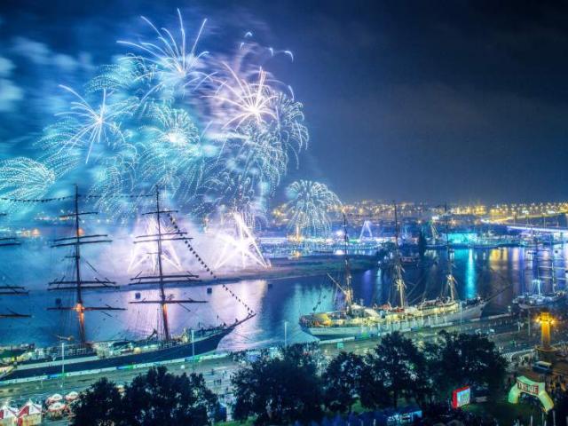 Baltic Tall Ships Regatta 2015