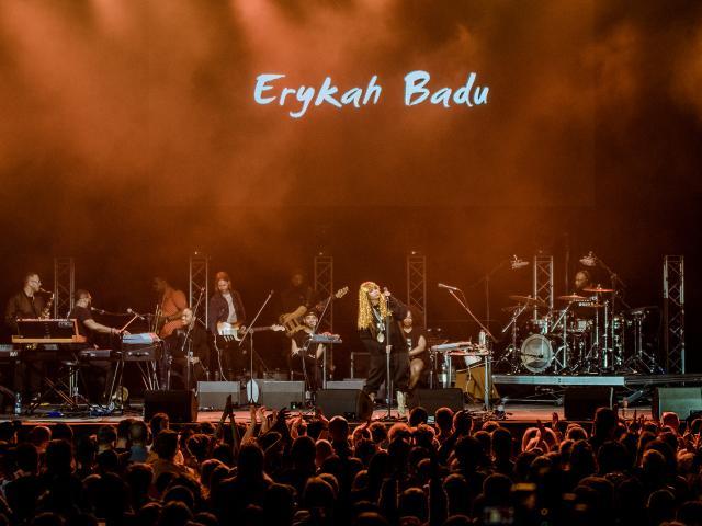 Erykah Badu & Culture Revolution