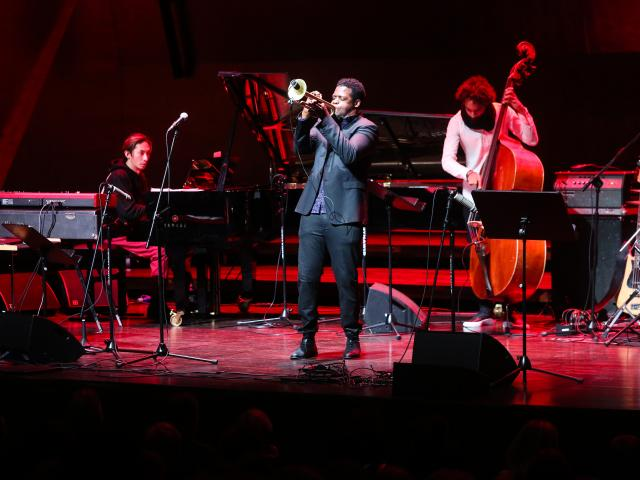 Inaugarcyjny koncert Szczecin Jazz czyli Keyon Harrold w akcji!