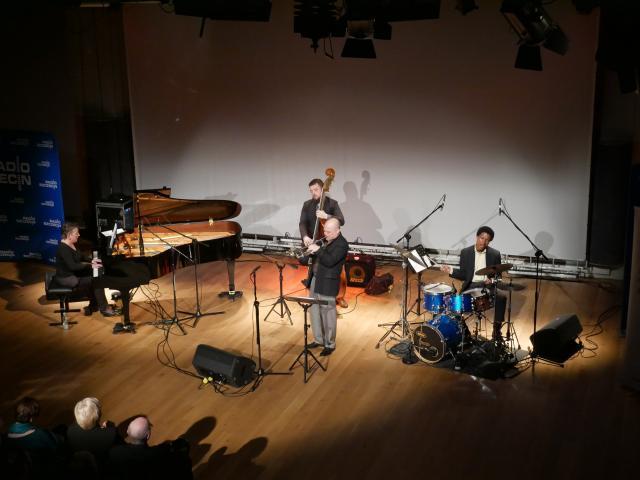 Koncert Me.Ba - Anders Bergcrantz Quartet feat. Joanna Gajda!