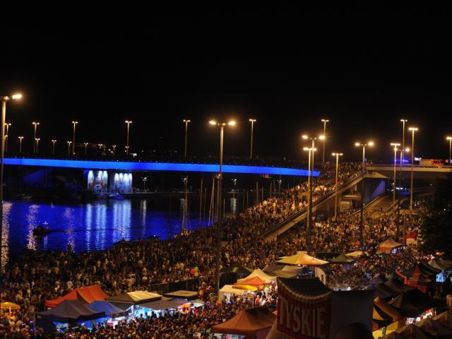 VII Międzynarodowy Festiwal Sztucznych Ogni PYOROMAGIC 2014