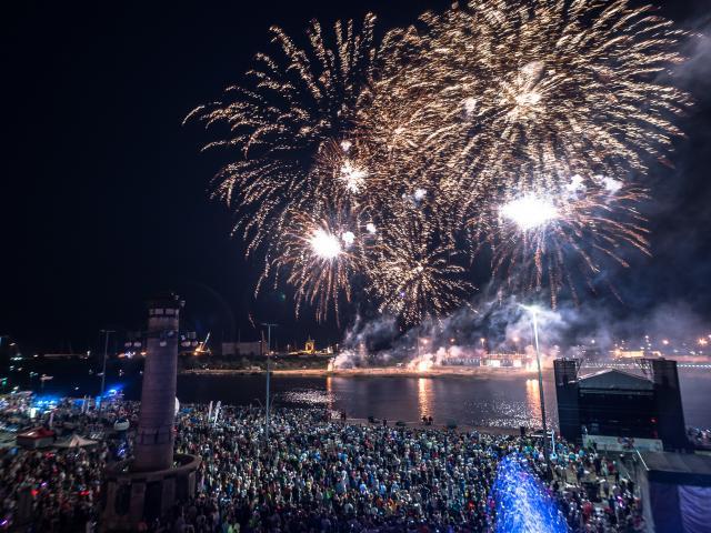 VIII Międzynarodowy Festiwal Sztucznych Ogni PYROMAGIC 2015