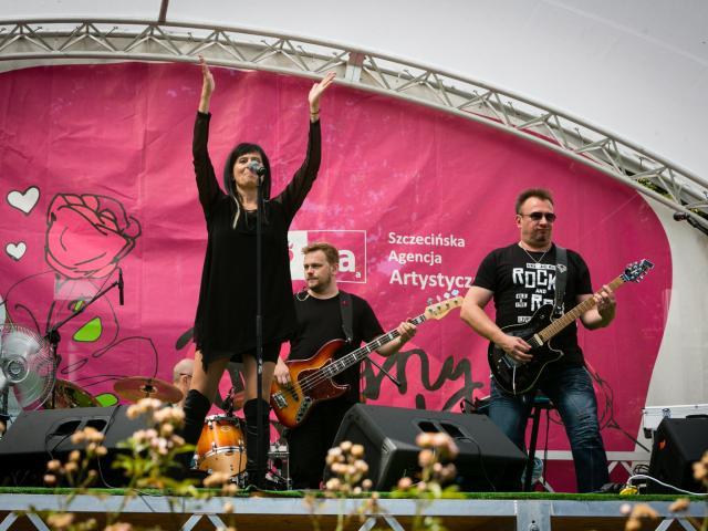 Było ostro! Młodzi śpiewali rocka.